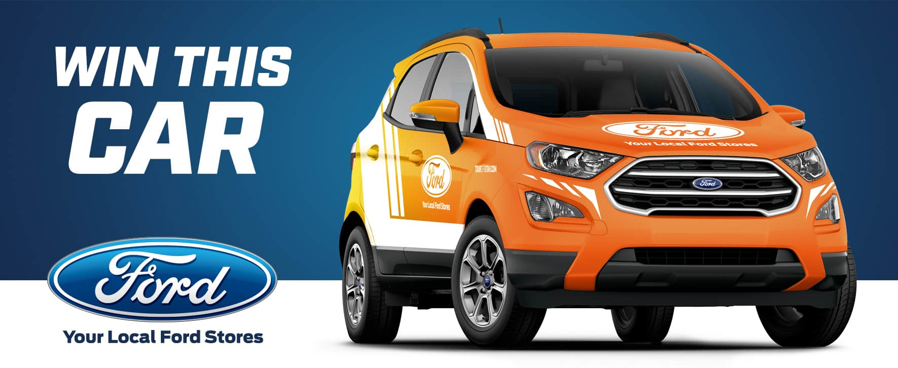 Ford Eco-Sport Giveaway